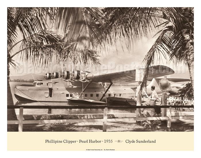 """The """"Phillipine Clipper"""" (Martin M"""