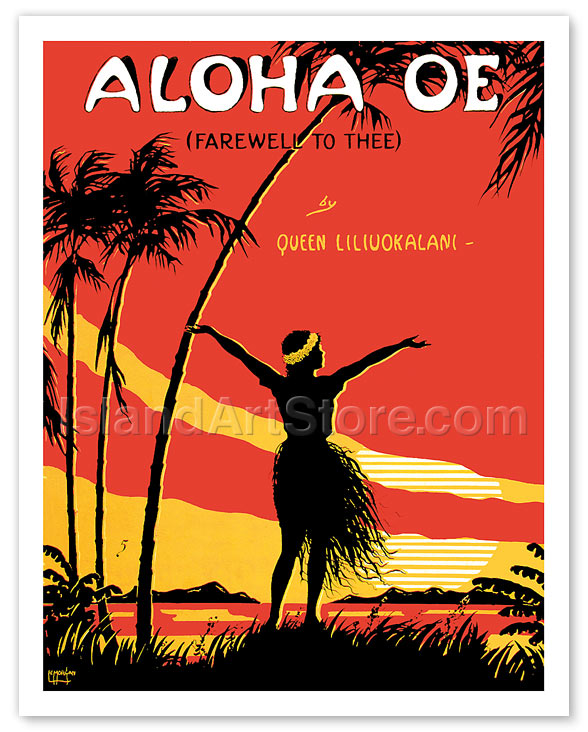 aloha oe in reference with jack