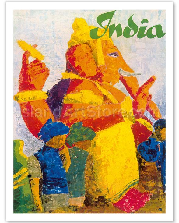 Hindu Poster Art: Fine Art Prints & Posters