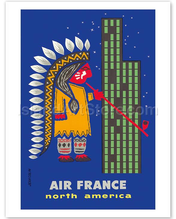 Fine Art Prints & Posters - North America - Aviation - Native