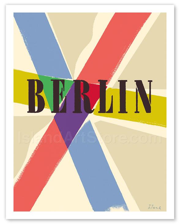 Fine Art Prints Posters Berlin Germany Giclee Art