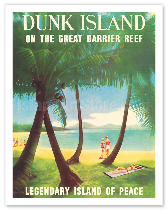 Dunk Island Australia: Fine Art Prints & Posters