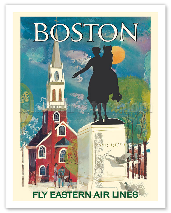 fine art prints posters boston massachusetts fly eastern air