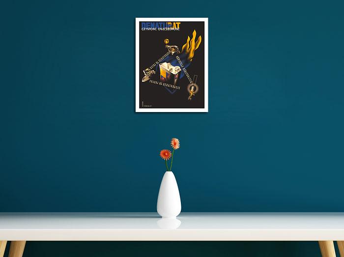 Fine Art Prints & Posters - Denaturat, Poland - Czystość